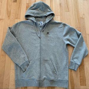 Salomon «Designed for freedom» full zip hoodie